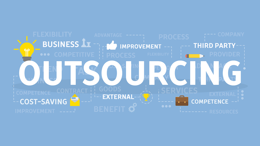 Why Outsourcing is not only for big firms, small companies can also apt outsourcing.